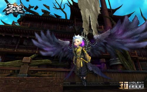 圣王恶魔之翼怎么获得 圣王恶魔之翼在哪买图片