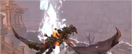 魔兽世界5.4.2新坐骑钢铁掠天者好看吗