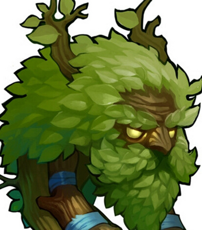 刀塔传奇树精卫士适合什么阵容
