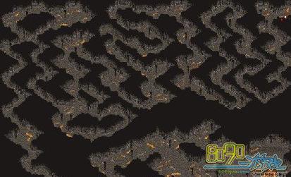 传奇3火龙洞在什么地方 火龙洞坐标位置