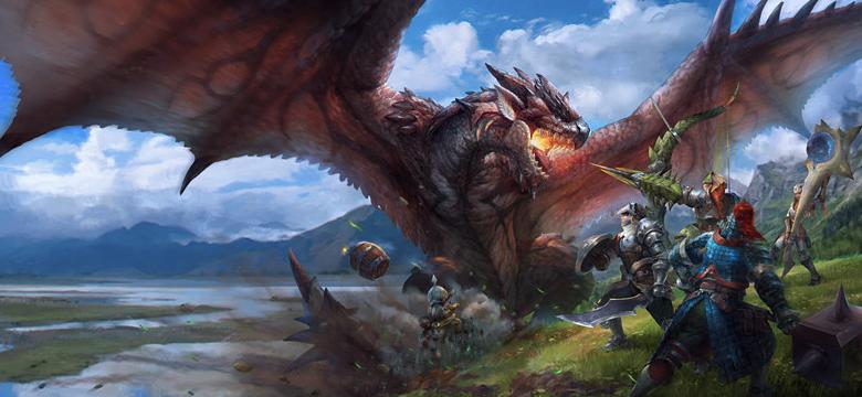 怪物猎人ol雄火龙什么时候出 雄火龙正式发布时间