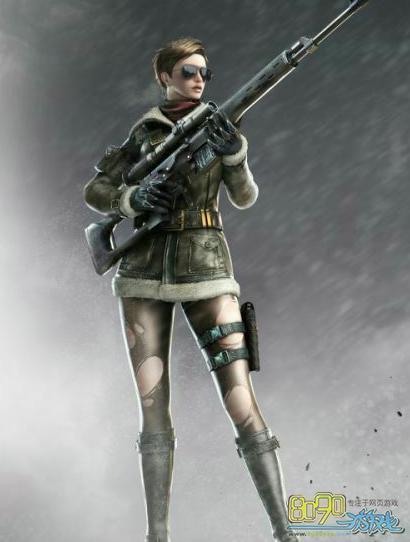 CF新角色雅典娜是不是强化角色 cf雅典娜是英雄级么
