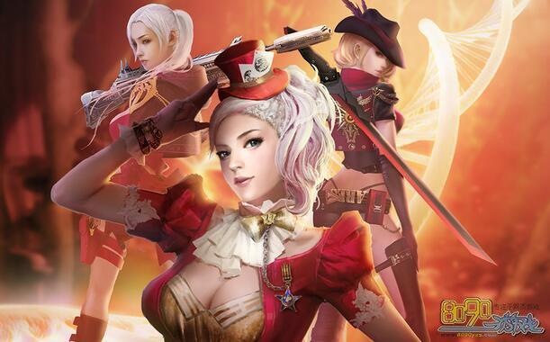 逆战女人物艹�l_逆战8月4日英伦玫瑰女角色什么时候发放