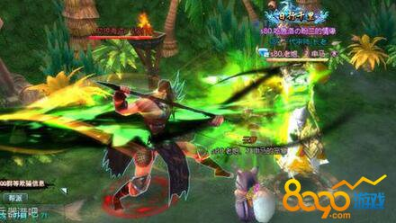剑侠情缘兵器谱兰摧玉折技能效果是什么 兰摧