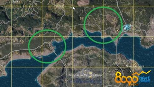 绝地求生大逃杀机场在地图哪里 机场怎么走
