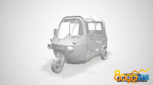 绝地求生三轮车在哪里有 三轮车刷新点一览