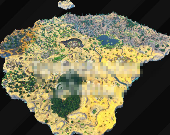 堡垒之夜沙漠地图怎么玩