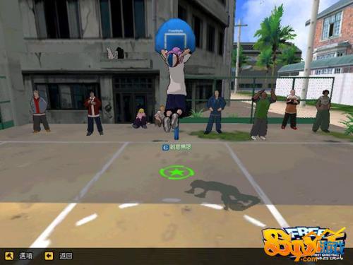 街头篮球中锋的吸冒怎么站位 如何让对手不敢