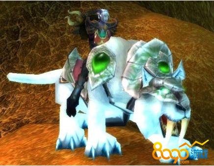 魔兽世界怀旧服霜刃豹获得方法